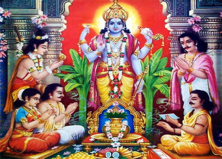 PunjabKesari, Satyanarayan, Satyanaryan Vrat, satyanaryan katha, सत्यनारायण कथा