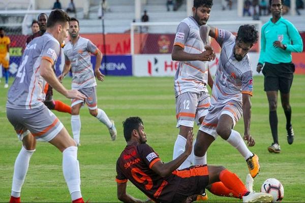 Sports news, Football news hindi, ISL, Chennai City, Beat, Gokulam Kerala, Indian Super League2018