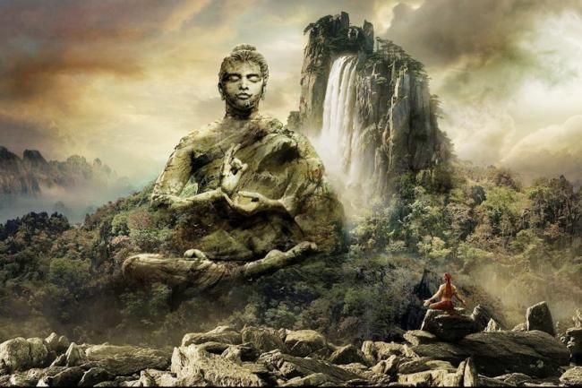 PunjabKesari, kundli tv Mahatma Buddha image