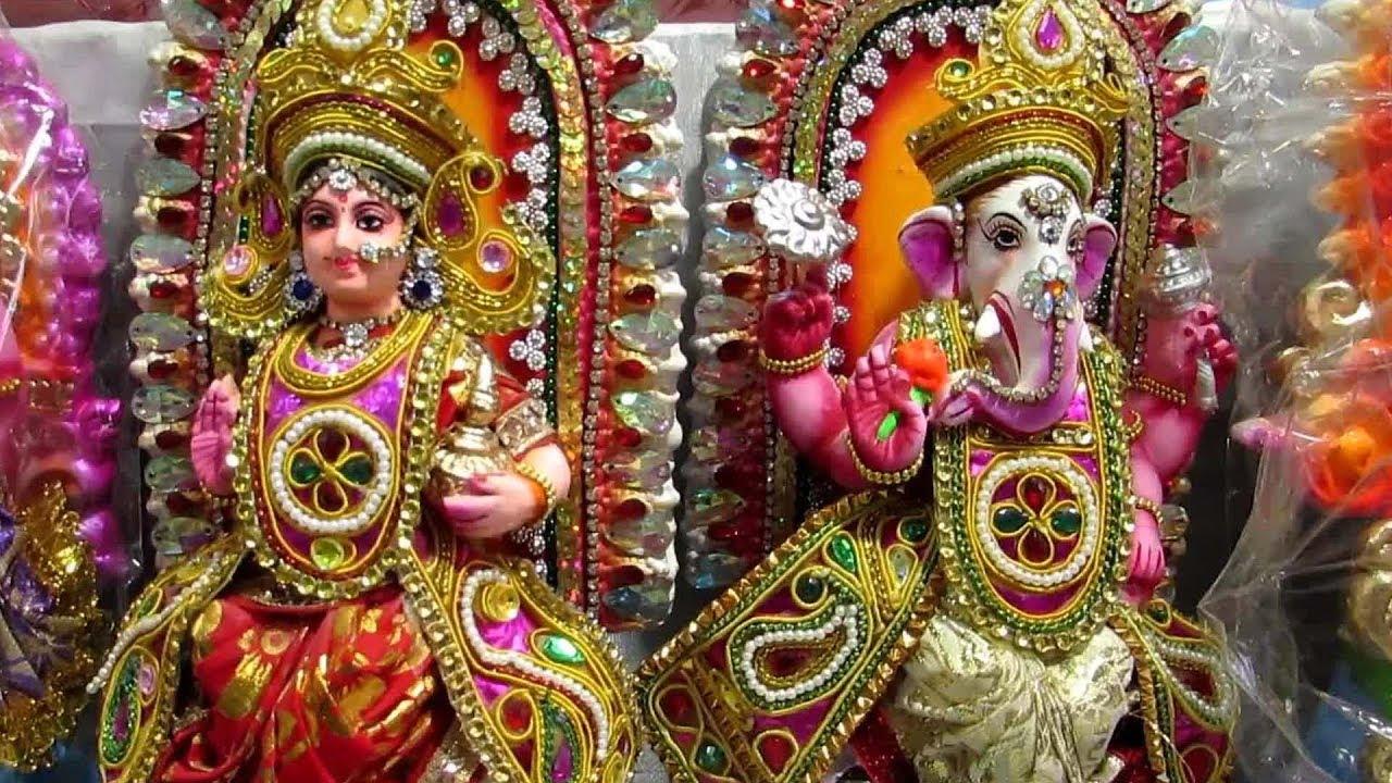 PunjabKesari, Devi lakshmi, Lord Ganesh, idol of lord ganesh, idol of devi lakshmi