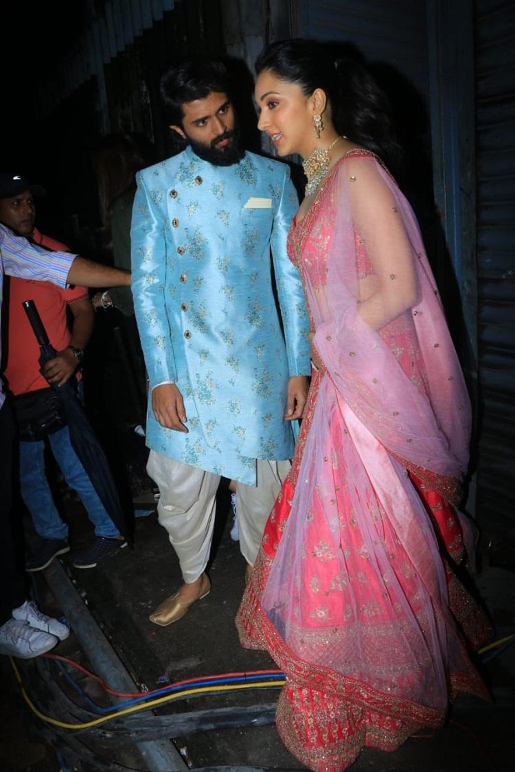 Bollywood Tadka,विजय देवरकोंडा इमेज,विजय देवरकोंडा फोटो,विजय देवरकोंडा पिक्चर, कियारा आडवाणी इमेज,कियारा आडवाणी फोटो,कियारा आडवाणी पिक्चर,