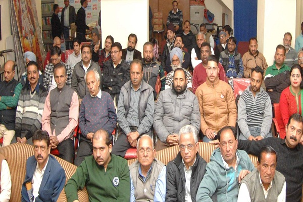 PunjabKesari, First meeting and honors ceremony of Sri Ram Navami Utsav Committee