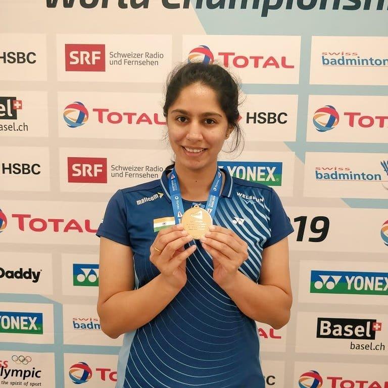 PunjabKesari,Manasi Joshi Paralympics, Badminton, Nari