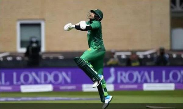 Cricket news in hindi, End vs Pak, ODI Series, before world cup, Bad news, Pakistan Batsman, injured