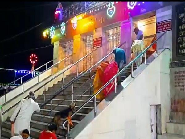 PunjabKesari, Madhya Pradesh, Maihar, Satni, Maa Sharda Temple, Devotees, Navratri