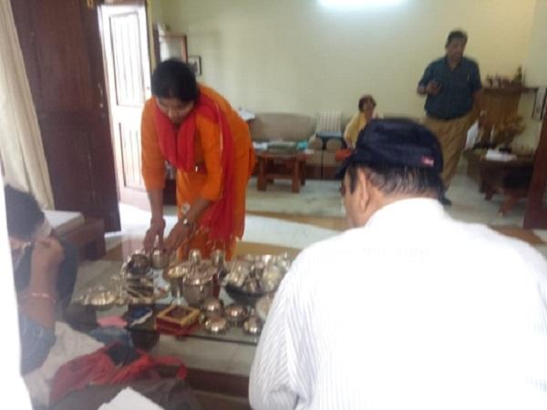PunjabKesari, Madhya Pradesh, Punjab kesari, Bhopal, Executive Engineer, Irrigation Department, Lokayukta, Action