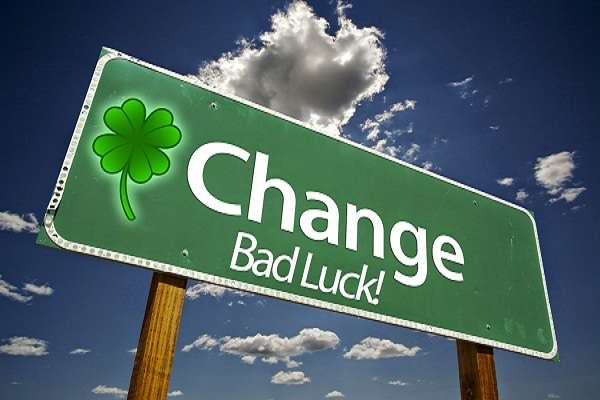 PunjabKesari Change your bad luck to good luck with this method