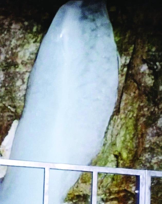 PunjabKesari, Sri Amarnath yatra 2020, Sri Amarnath yatra, Amarnath Cave, Amarnath Gufa, Baba Barfani, Amarnath Latest News, Dharmik Sthal, Religious Place in india