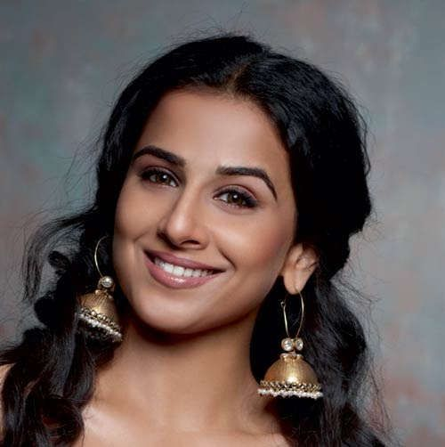 PunjabKesari, विद्या वालन इमेज,ईयररिंग्स डिजाइन्स इमेज, Vidya balan Image, Earrings Design Image