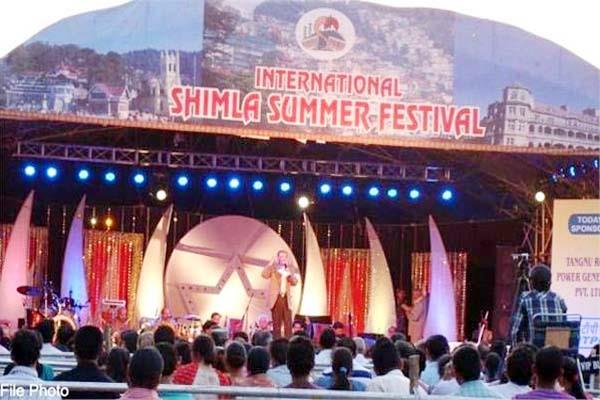 PunjabKesari International Shimla Summer Festival