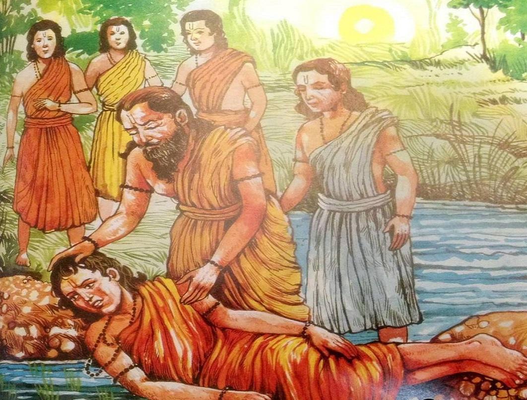 PunjabKesari Aruni Story In Hindi