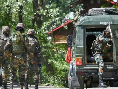 hours after terrorist attack militants killed in baramula