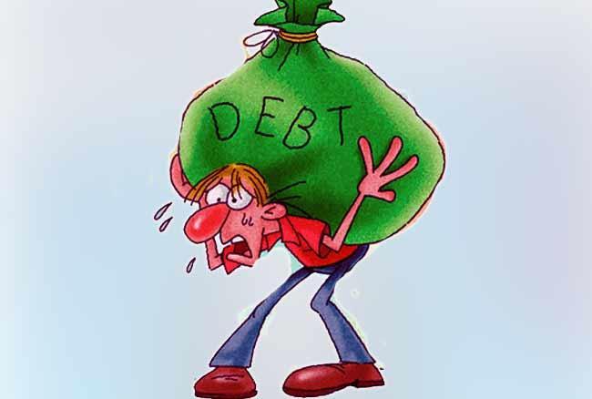 PunjabKesari, कर्ज़, Debt