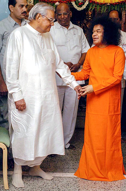 PunjabKesari Satya Sai Baba