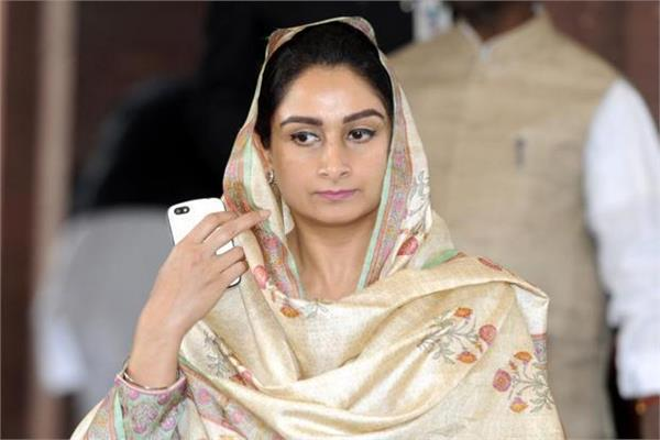 harsimrat kaur badal pray for fatehveer