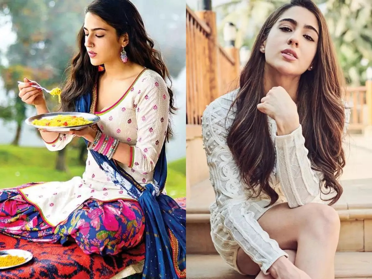 PunjabKesari, Sara Ali Khan Beauty Secrets Image