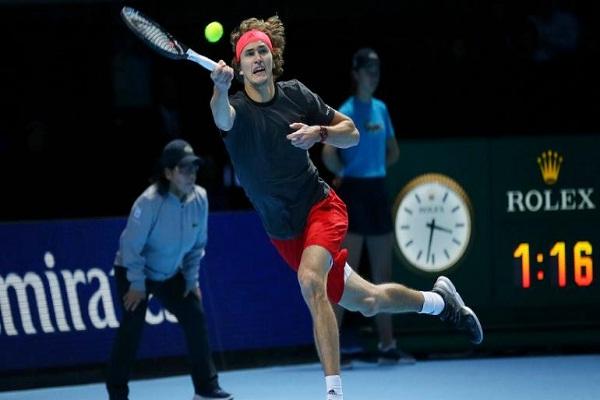sports news, tennis news hindi, ATP Finals, Novak Djokovik, Title match, Alexander Zvereva, Finals