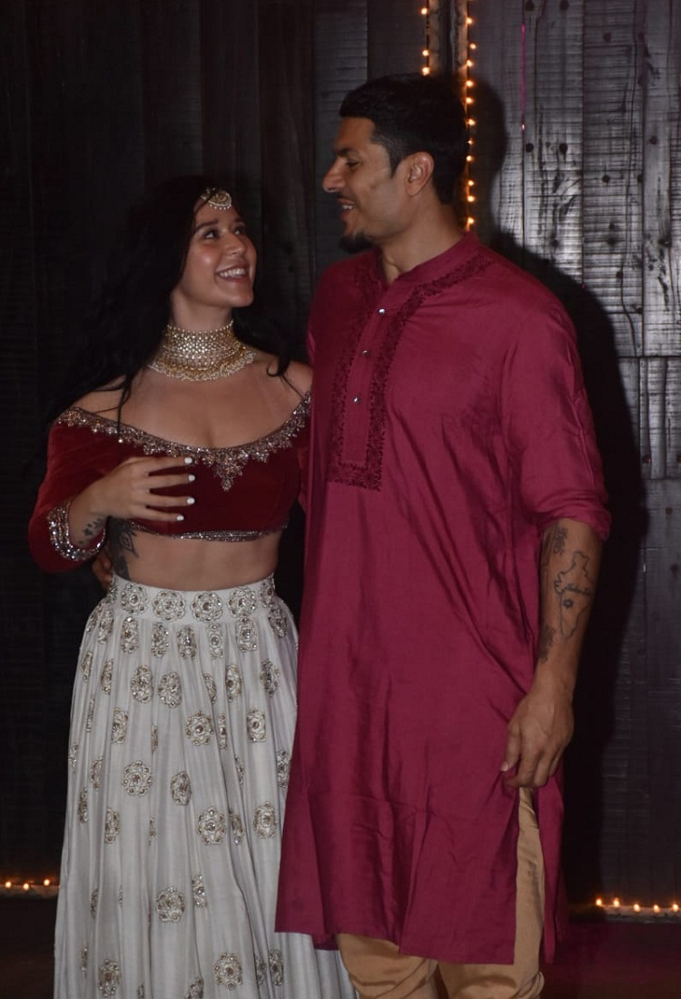 Bollywood Tadka,krishna shroff image, krishna shroff photo,krishna shroff pictures, eban hyams image,  eban hyams photo,  eban hyamspictures