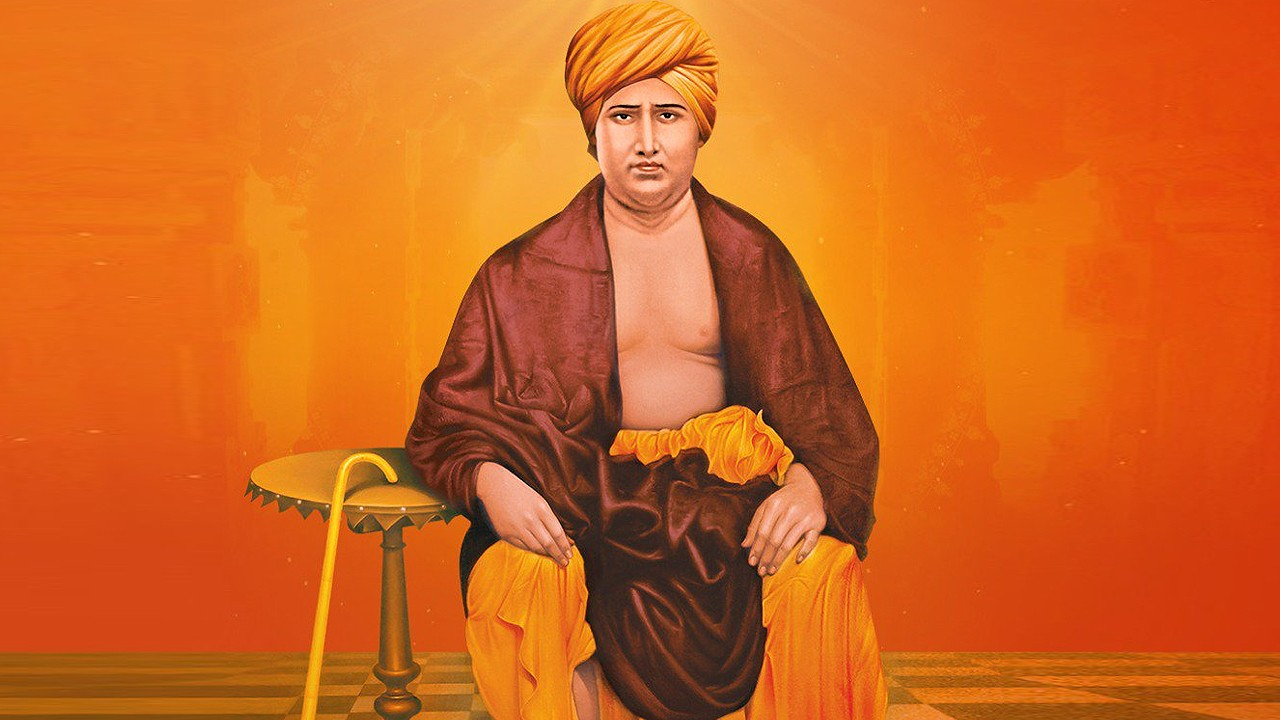PunjabKesari, महर्षि दयानंद सरस्वती जयंती