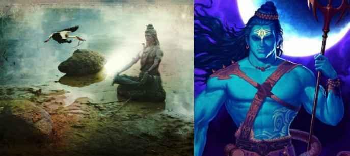 PunjabKesari, kundli tv, lord shiva third eye