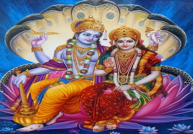 PunjabKesari, पाप मोचनी एकादशी, Papmochni Ekadashi, Vishnu Lakshmi
