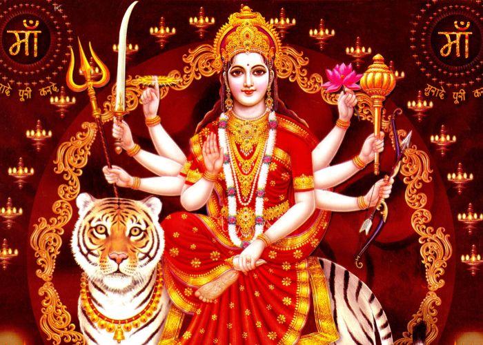 PunjabKesari, Durga Mantra, दुर्गा मंत्र, दुर्गा गायत्री मंत्र, Durga Gayatri Mantra