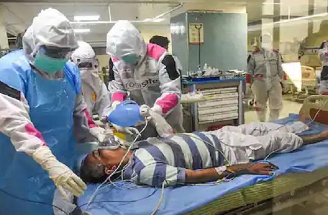 PunjabKesari, Madhya Pradesh, Bhopal, Coron, Covid 19 corona cases, corona patient, corona cases in Madhya Pradesh