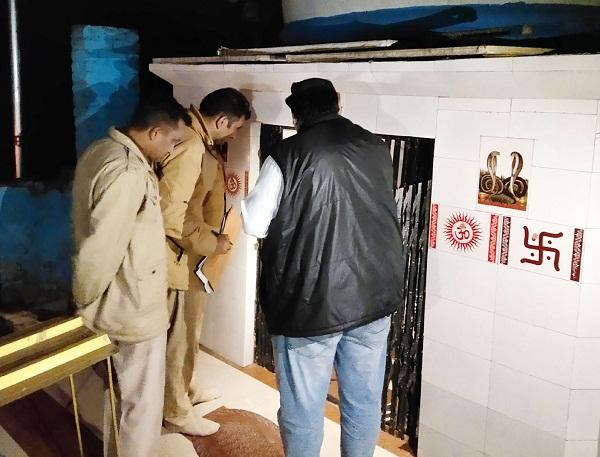 PunjabKesari, Robbery from person on basis of pistol