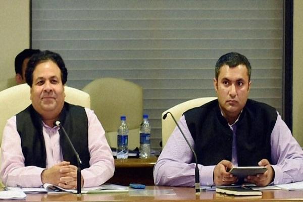 sports news, cricket news hindi, BCCI, #MeToo, Rahul johri case, Aniruddha Chaudhary, ready, panel in johri case