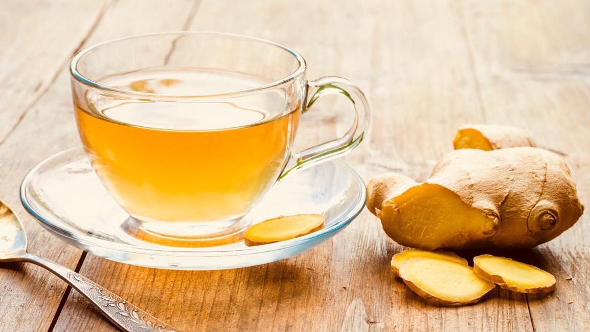 PunjabKesari, Ginger Tea, Dust Allergy, Health Tips Image