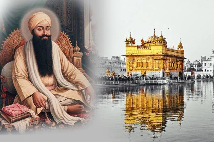 PunjabKesari,  Sri Guru Ramdas, श्री गुरु रामदास, Sri Guru Ramdas Gurpurab, Gurpurab, Sikhism Festival, श्री गुरु ग्रंथ साहिब