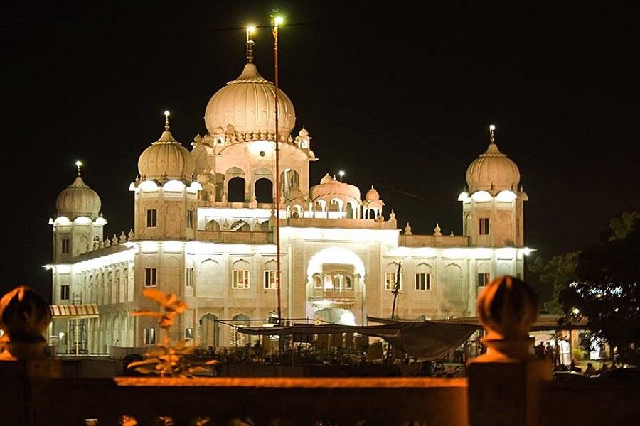 PunjabKesari, Gurudwara Sri Paonta Sahib, पावंटा साहिब, श्री गुरु गोबिन्द सिंह, गुरुद्वारा श्री पावंटा साहिब, Online booking of rooms in  in Paonta Sahib, Dharmik Sthal, Religious Place in india