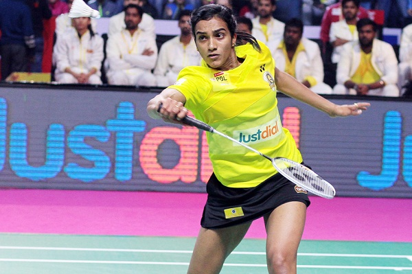 sports news, Badminton news hindi, PBL, Sindhu and Marin, face-to-face, first match, Premiere badminton league2018