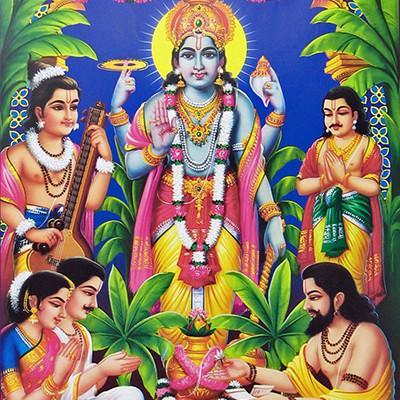 PunjabKesari, kundli tv, sat narayan vrat