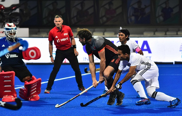 Sports news, Hockey news in hindi, mens hockey world cup 2018, Netherlands, Beat, Malaysia