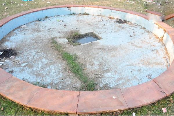 PunjabKesari, Chief Minister orders to develop Babu Bhagwan Swaroop Goyal Park