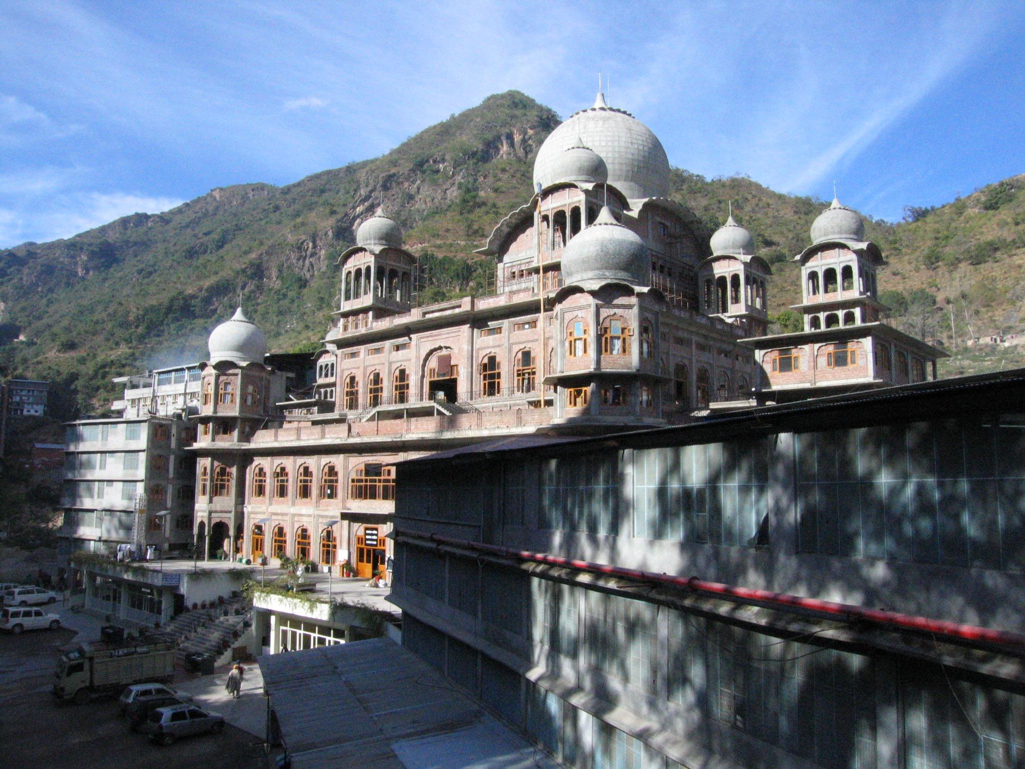 PunjabKesari, Kargidhar Trust Baru Sahib, बड़ू साहिब, Baru Sahib
