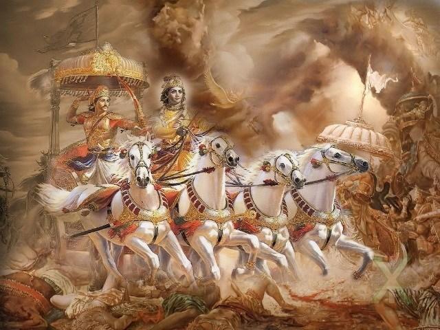 PunjabKesari, महाभारत, Mahabharat, Mahabharat Image