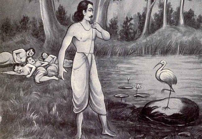 PunjabKesari, Yudhisthira, युधिष्ठर, Yudhisthira Image