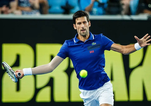 Tennis news in hindi, Qatar Open, Djokovic defeated Fucsovics, exciting match, enter the quarter-finals