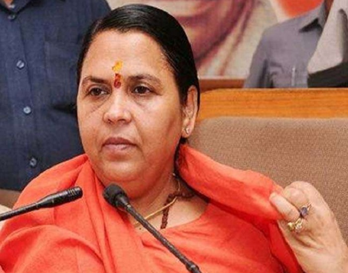 PunjabKesari, Madhya Pardesh Hindi News, Bhopal Hindi News, Bhopal Hindi Samachar, BJP, Uma Bharti, Ram mandir, PM Modi, CM Yogi, Kamalnath