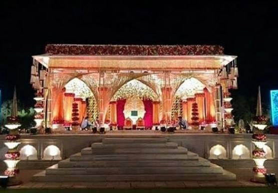 PunjabKesari,प्रियंका  चोपड़ा image ,निक जोनस image, उम्मेद भवन image, जोधपुर image, वेडिंग image,
