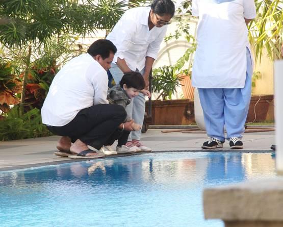 Bollywood Tadka,तैमूर अली खान इमेज