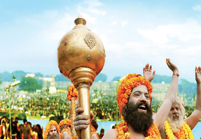 PunjabKesari, कुंभ 2019, कुंभ प्रयागराज, Kumbh 2019, Kumbh Prayagraj