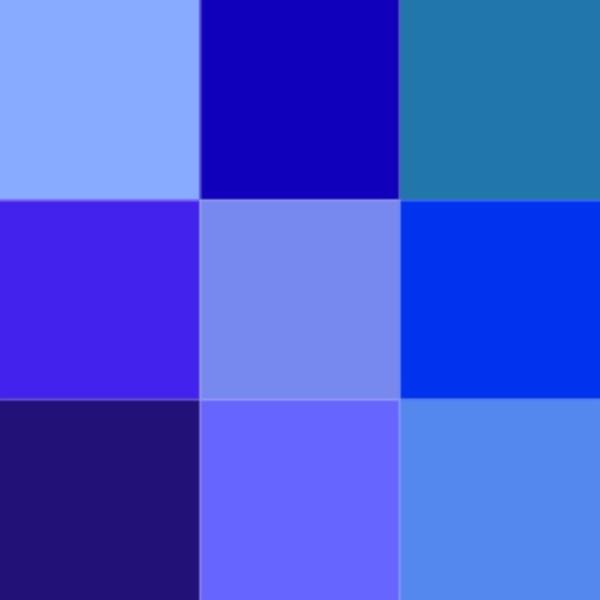 PunjabKesari Impact of Blue color