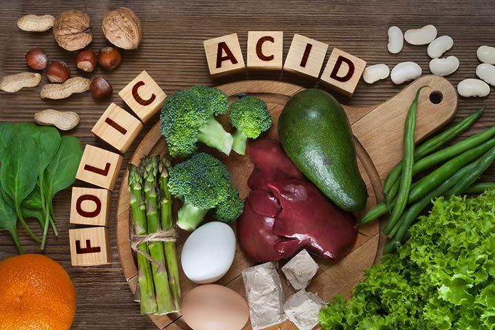 PunjabKesari, Nari, Folic Acid, Women Diet Image
