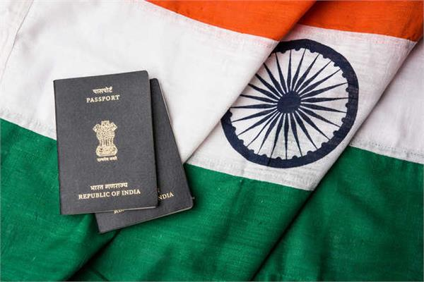 indian passport made and powerful now recognized in 60 countries