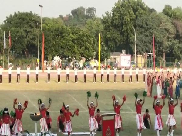 PunjabKesari, Madhya Pradesh News, Dabra News, Tekanpur News, BSF Academy Tenkpur, 42B Inter Frontier Athletics Competition 2019