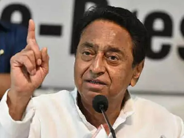 PunjabKesari, Madhya Pardesh Hindi News, Bhopal Hindi News, Bhopal Hindi Samachar, Congress, Kamalnath, Attack, Shivraj singh,