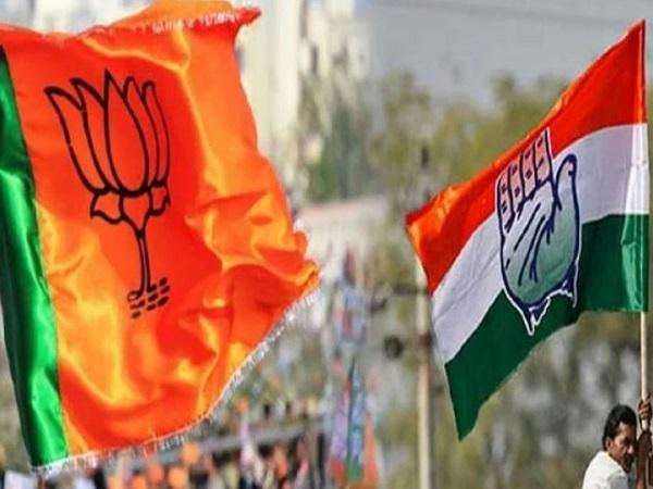 PunjabKesari, Madhya Pradesh News, Gwalior News, Congress, Digvijay Singh, Press Conference, BJP, Pakistan, ISI, Treason, Bajrang Dal